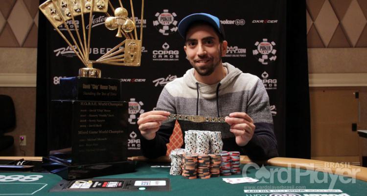 Elior Sion vence o Players Championship da WSOP/CardPlayer.com.br