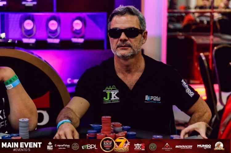 Aurélio França dos Santos puxa a fila no Dia Final do KSOP Special/CardPlayer.com.br