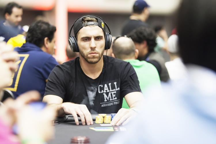 Caio Pessagno leva a melhor no $215 Fat Tuesday/CardPlayer.com.br