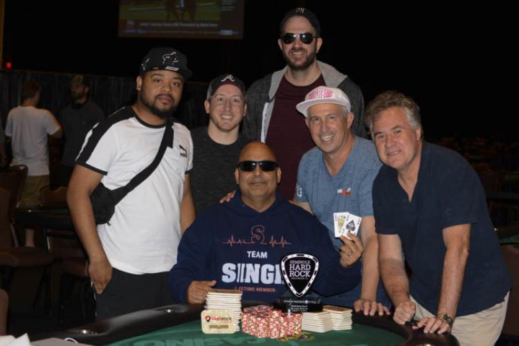 José Duarte conquista US$ 120 mil no Evento 1 do Seminole Hard Rock Poker Open/CardPlayer.com.br