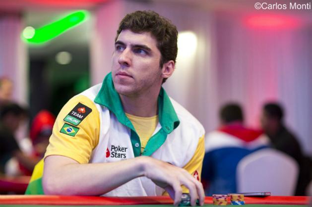 Caio Pessagno deixa o Team PokerStars Online/CardPlayer.com.br