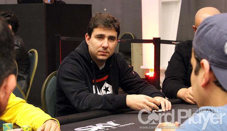 """Renato """"bauruzito"""" Valentim faz a festa nos feltros do PokerStars/CardPlayer.com.br"""