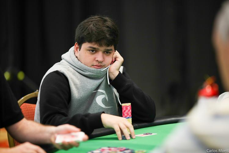 Lucas Baruc coloca o Brasil no Dia 4 do Main Event da WSOP Europa/CardPlayer.com.br