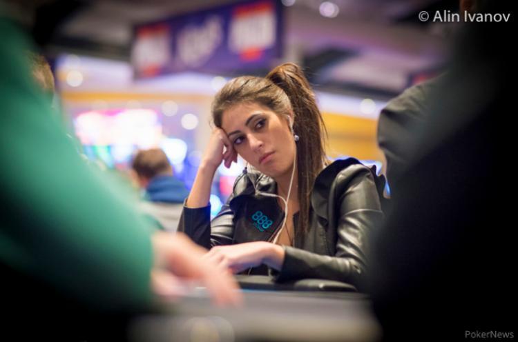 Vivian Saliba puxa a fila brasileira no Dia 3 do Main Event da WSOP Europa/CardPlayer.com.br