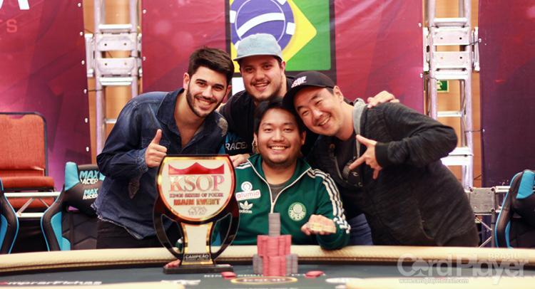 Luís Henrique Kamei leva a melhor no KSOP Belo Horizonte/CardPlayer.com.br