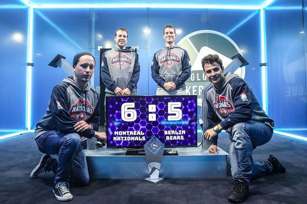 Montreal Nationals é o primeiro campeão da Global Poker League/CardPlayer.com.br