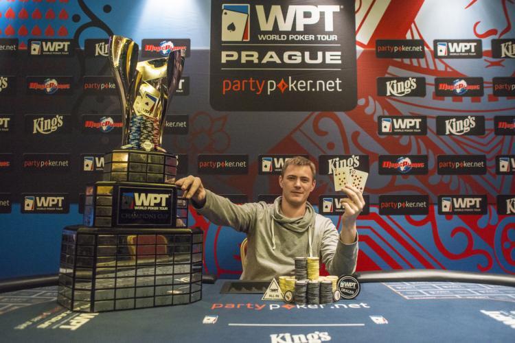 Oleg Vasylchenko crava o WPT Praga/CardPlayer.com.br