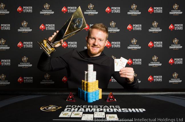 Jason Koon crava Super High Roller do PokerStars Championship/CardPlayer.com.br