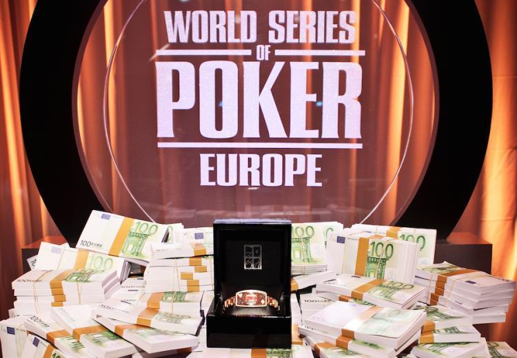 Confira o cronograma da WSOP Europa 2017/CardPlayer.com.br