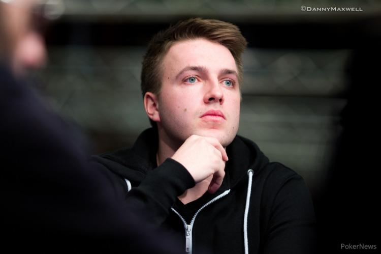 "Samuel ""€urop€an"" Vousden completa o Grand Slam do PokerStars/CardPlayer.com.br"