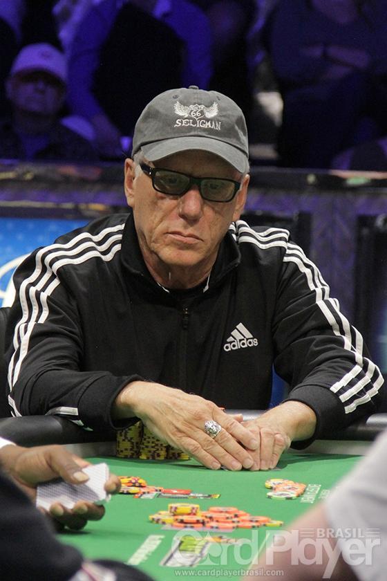 Ator James Woods faz FT no WSOP Circuit/CardPlayer.com.br