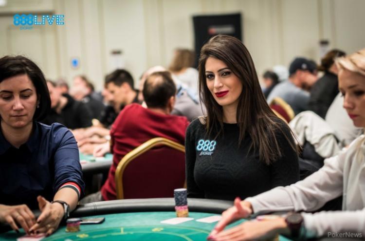 """""""Posso provar que nós podemos jogar de igual para igual com os homens"""", diz Vivian Saliba/CardPlayer.com.br"""