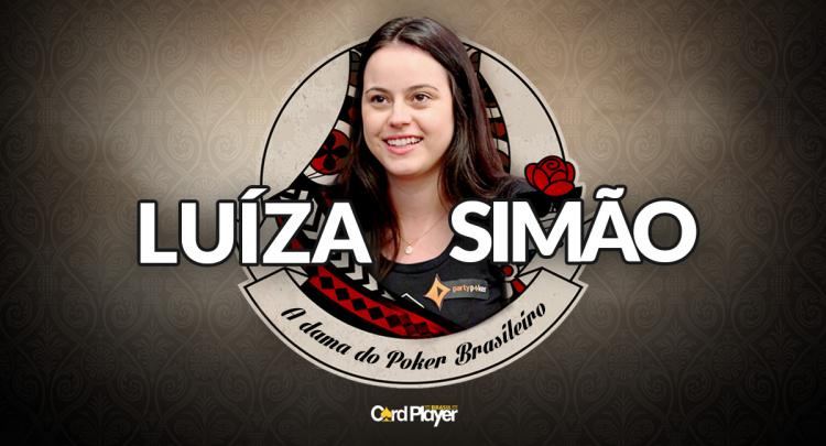 Luíza Simão: A dama do poker brasileiro/CardPlayer.com.br