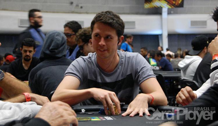 """Bruno """"great dant"""" Volkmann é campeão do Bounty Builder $109/CardPlayer.com.br"""