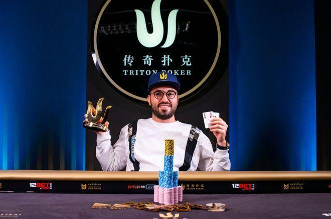 Bryn Kenney vence na Triton Poker Series e fatura US$ 1,4 milhão/CardPlayer.com.br