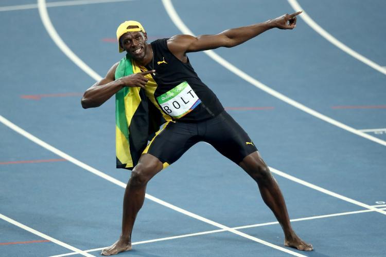 Usain Bolt é o novo embaixador do PokerStars/CardPlayer.com.br