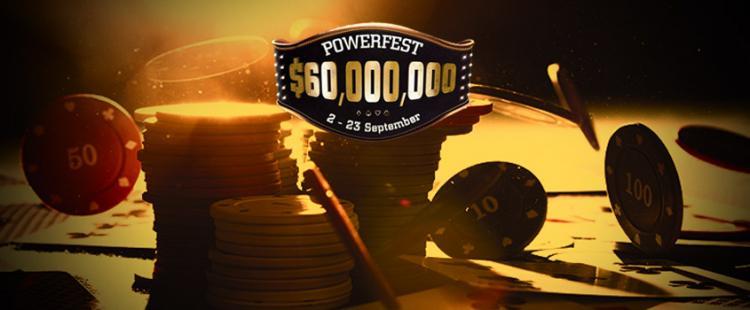"""""""SiClaro123"""" e """"victorq9"""" fazem dobradinha no Evento 35-M da Powerfest/CardPlayer.com.br"""