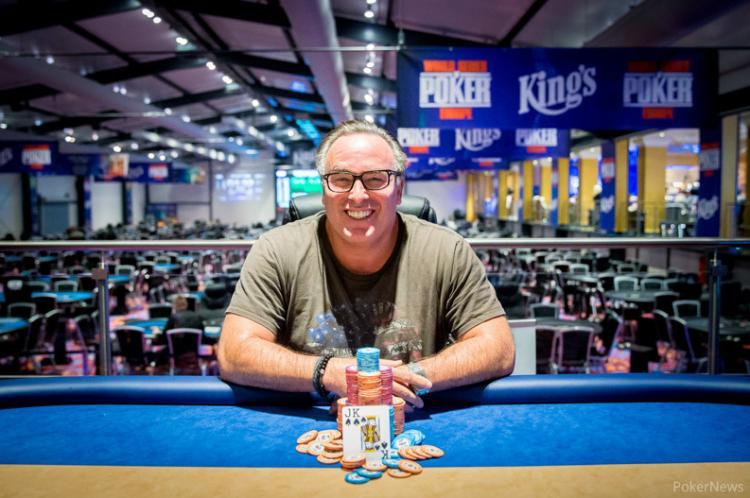 Dan Shak crava último super high roller da WSOP Europa/CardPlayer.com.br