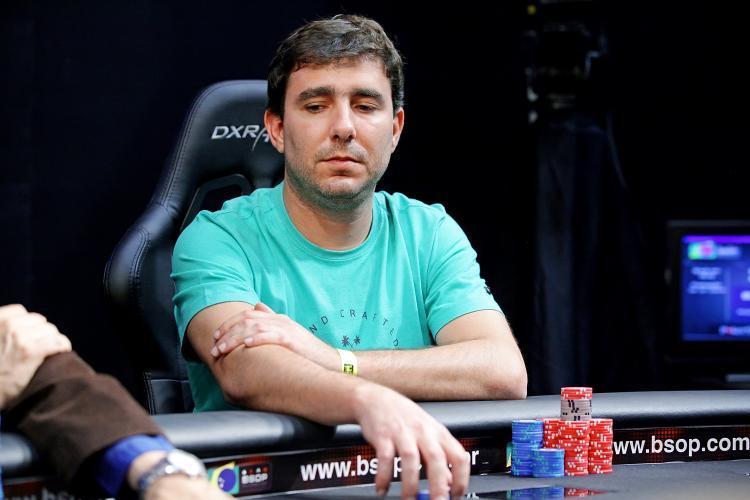 Renato Valentim apronta nos feltros do partypoker e do PokerStars/CardPlayer.com.br
