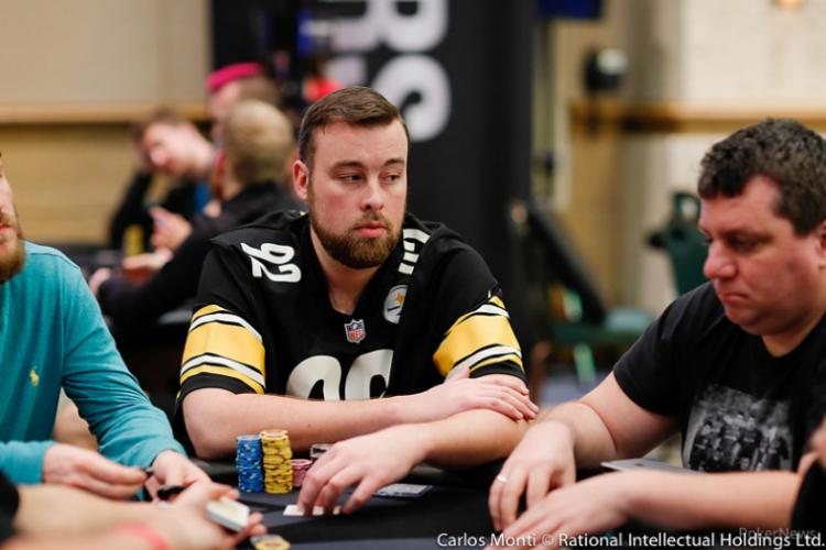 James Martyn larga na frente no Main Event do PokerStars Championship Bahamas/CardPlayer.com.br