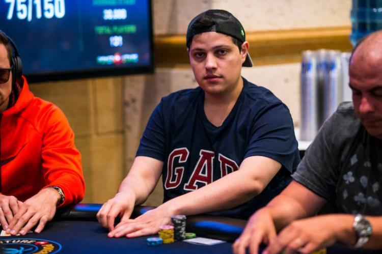 Affif Prado larga na frente no Main Event do PCA/CardPlayer.com.br