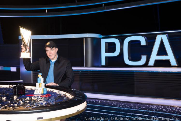 Cary Katz conquista o título do Super High Roller do PCA/CardPlayer.com.br