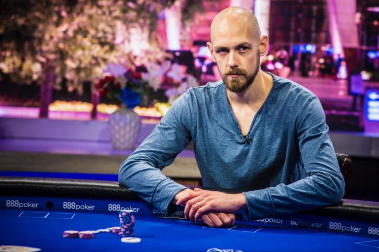 Stephen Chidwick lidera mesa final do Evento 7 do US Poker Open/CardPlayer.com.br