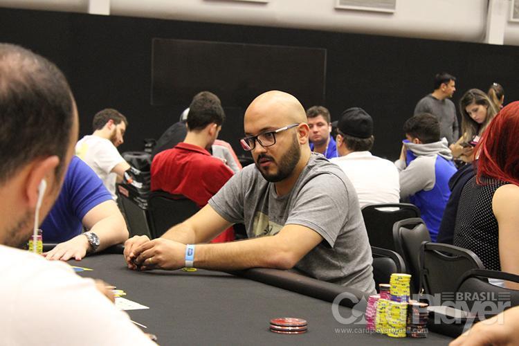 """Diego """"Mr.Bittar"""" Valadares leva a melhor no Evento 4 High do SCOOP/CardPlayer.com.br"""