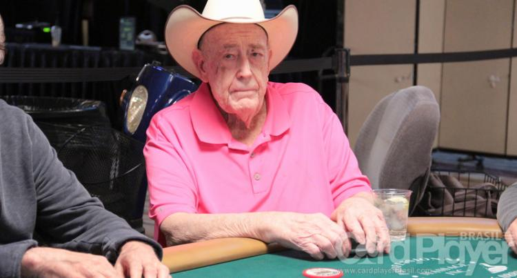 Doyle Brunson aposta em grande desempenho de Phil Hellmuth no Main Event da WSOP/CardPlayer.com.br