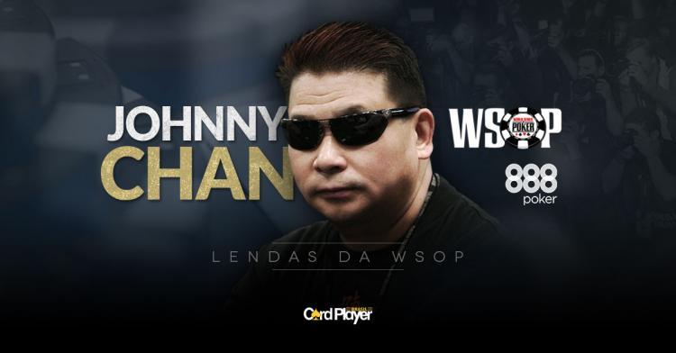 Especial 888poker - Lendas da WSOP: Johnny Chan/CardPlayer.com.br