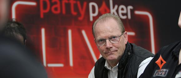 Holandês Marcel Luske assina com o partypoker/CardPlayer.com.br