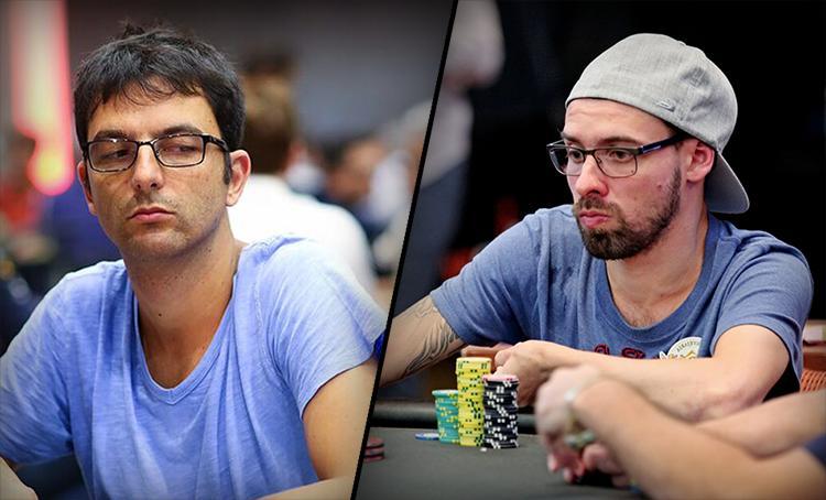 Enio Bozzano e Vinícius Silva fazem FT no Evento 68 da WSOP /CardPlayer.com.br