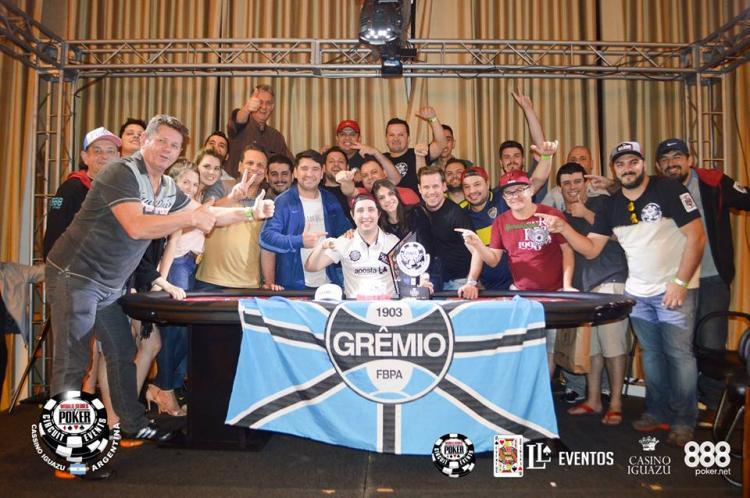 Rafael Pandolfo conquista o título do WSOP Circuit Argentina/CardPlayer.com.br