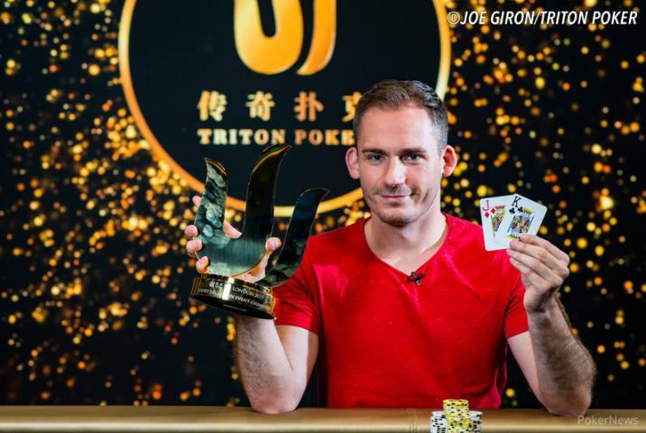 Justin Bonomo vence Short Deck Main Event da Triton Londres/CardPlayer.com.br