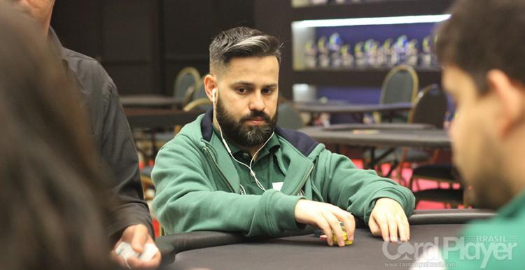 Alex Gelinski é vice do Evento 23-M do WCOOP/CardPlayer.com.br