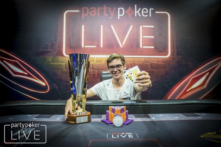 Fedor Holz vence High Roller do partypoker LIVE Grand Prix Áustria/CardPlayer.com.br