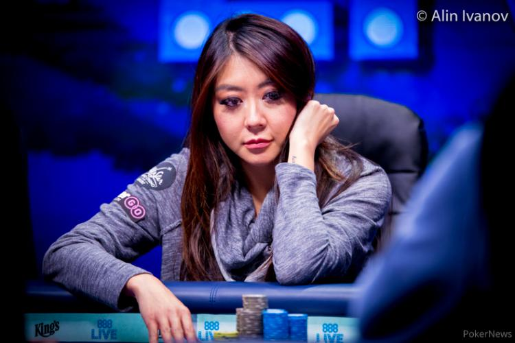 Maria Ho mantém liderança no Main Event da WSOP Europa/CardPlayer.com.br