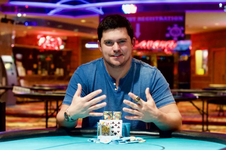 Valentin Vornicu iguala recorde de vitórias no WSOP Circuit/CardPlayer.com.br