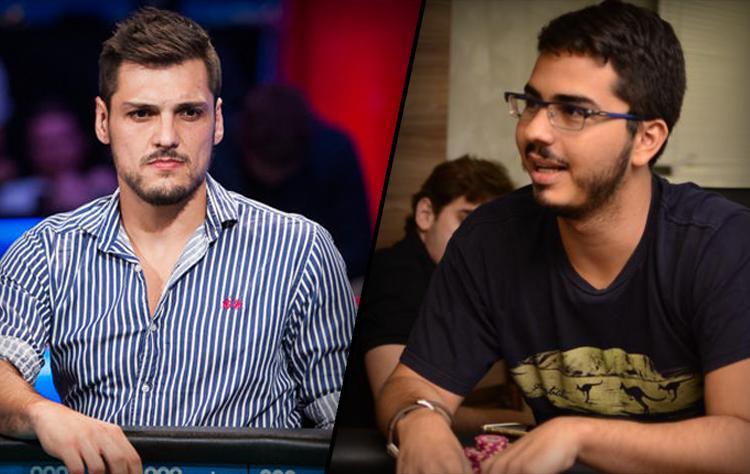 Thiago Grigoletti e Ivan Limeira conquistam a tríplice coroa dos torneios online/CardPlayer.com.br
