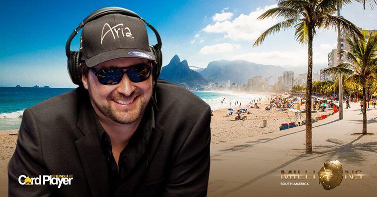 Phil Hellmuth confirma presença no partypoker MILLIONS Rio/CardPlayer.com.br