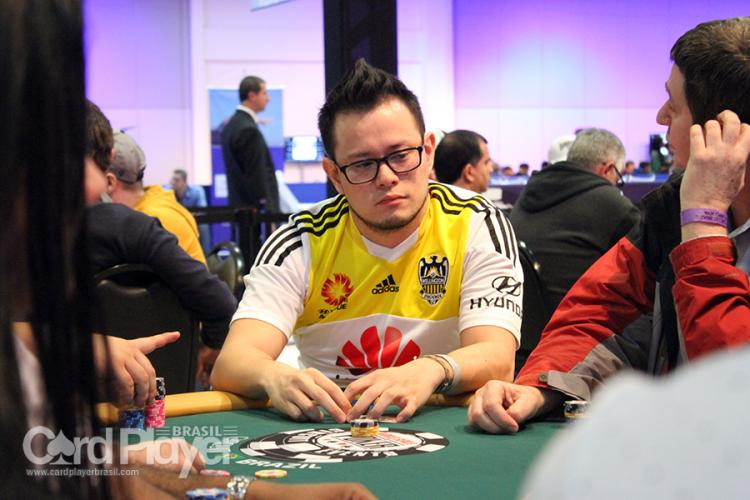 "Rafael ""keybr"" Watanabe é vice do The Mega Deep do 888poker/CardPlayer.com.br"