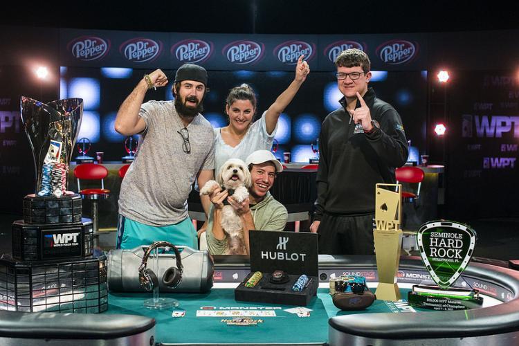 Daniel Weinman vence o Torneios dos Campeões do WPT/CardPlayer.com.br