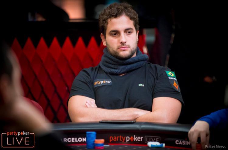 João Simão conquista R$ 670 mil nos feltros do partypoker LIVE MILLIONS Grand Final Barcelona/CardPlayer.com.br