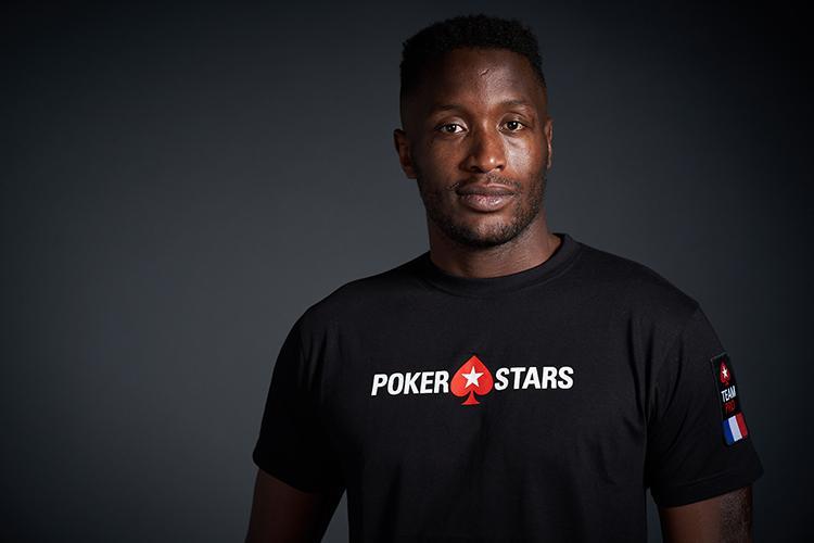 Kalidou Sow é o novo integrante do Team PokerStars Pro/CardPlayer.com.br