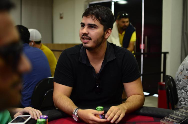 """Ivan """"Ivan Limeira"""" Limeira é vice do Evento 14-L do SCOOP e embolsa US$ 115 mil/CardPlayer.com.br"""