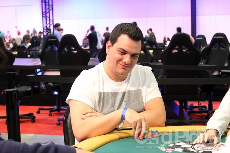 Caio Hey puxa a fila brasileira no Dia 1B do Main Event da WSOP/CardPlayer.com.br