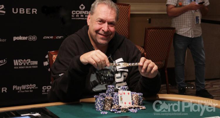 Dieter Dechant leva a melhor no The Giant da WSOP/CardPlayer.com.br