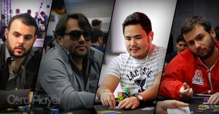 Paulo Gonçalves avança entre os líderes do Main Event da WSOP/CardPlayer.com.br