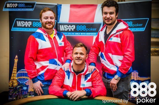 Chris Moorman garante vitória do Reino Unido no 888poker 8-Team /CardPlayer.com.br