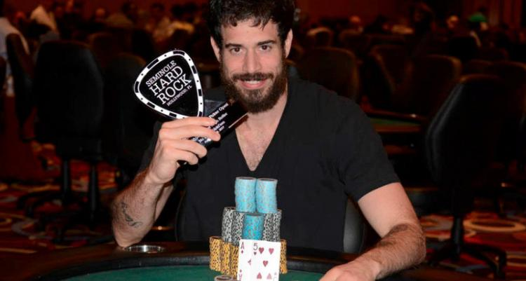 Nick Schulman vence Super High Roller do Seminole Hard Rock Poker Open/CardPlayer.com.br